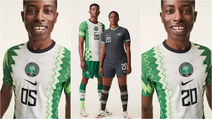 Super Eagles' New Jerseys – Hit or Miss? Nigerians React