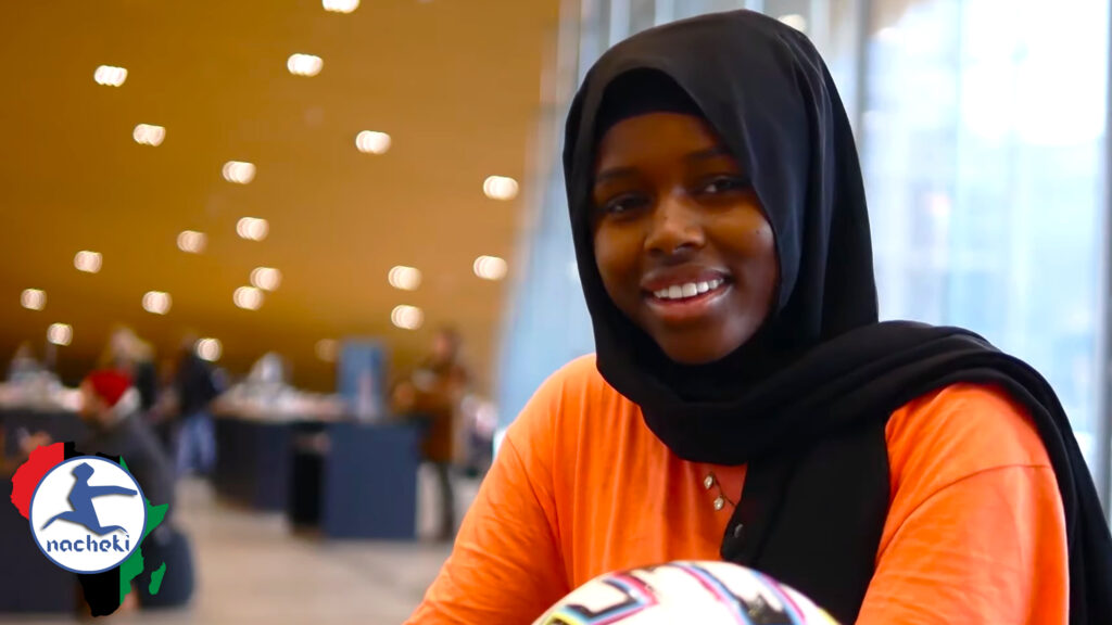 Freestyling African Teen is Fighting Racism, Sexism & Islamophobia in Europe
