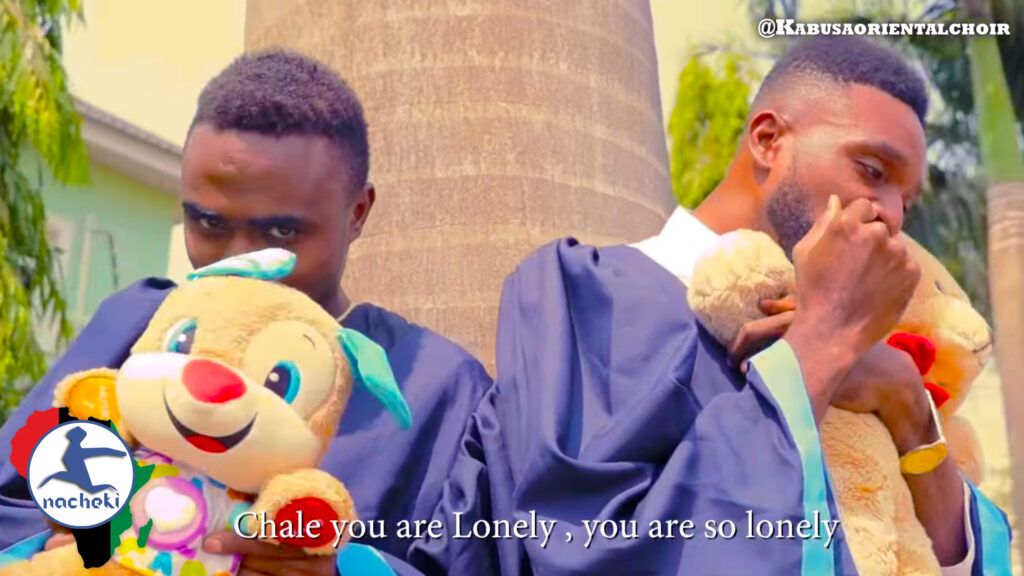 Hilarious African Parody Valentine Song is Going Viral all Over Social Media