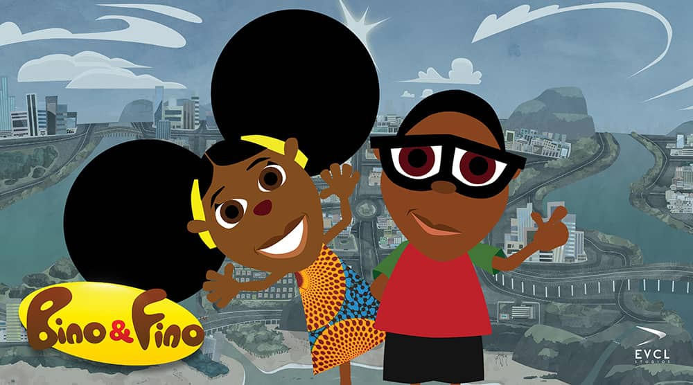 A Cartoon Show that Positively Represents Africa