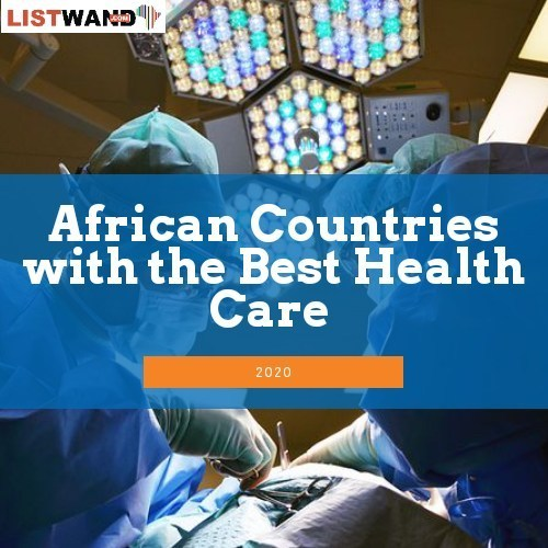 African Countries with the Best Health Care (2020)