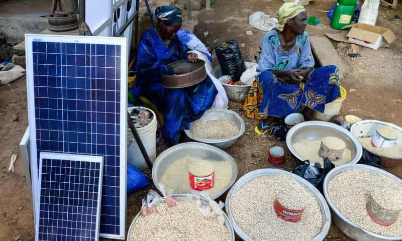 Africa's Off-grid Solar Market Expected to Grow Rapidly