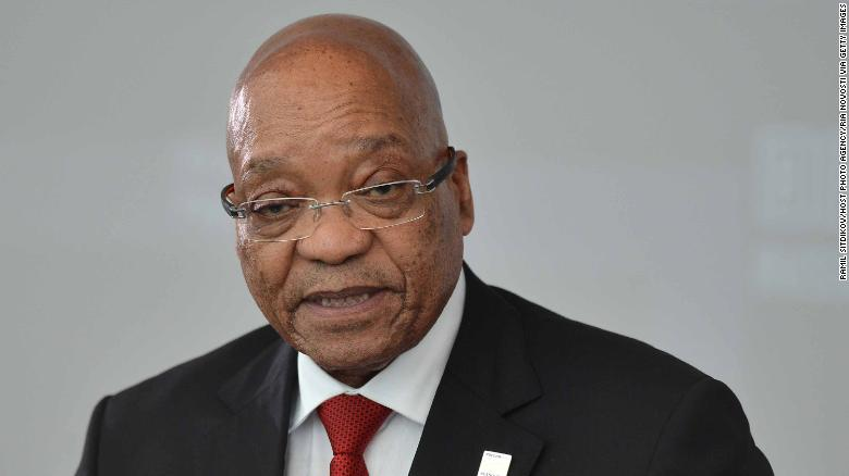 Ex South African President AWOL on Court Appearance