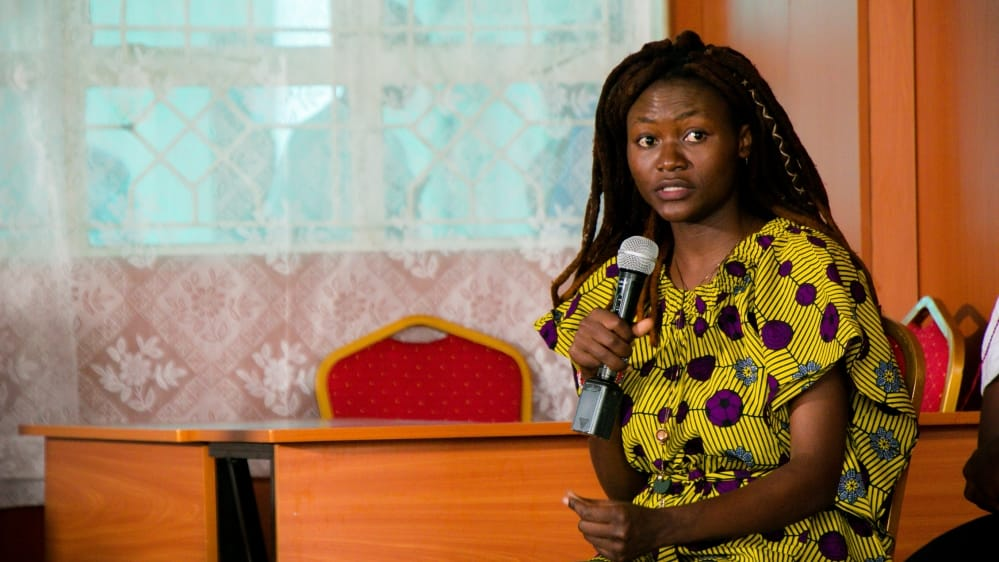 Kenyan Students Talk about What's Happening on Campus