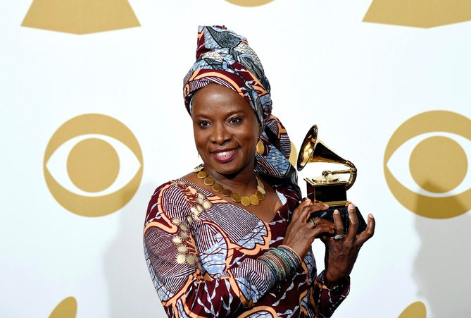 """Kidjo: """"The New Generation of African Artists are Going to Take you by Storm"""""""