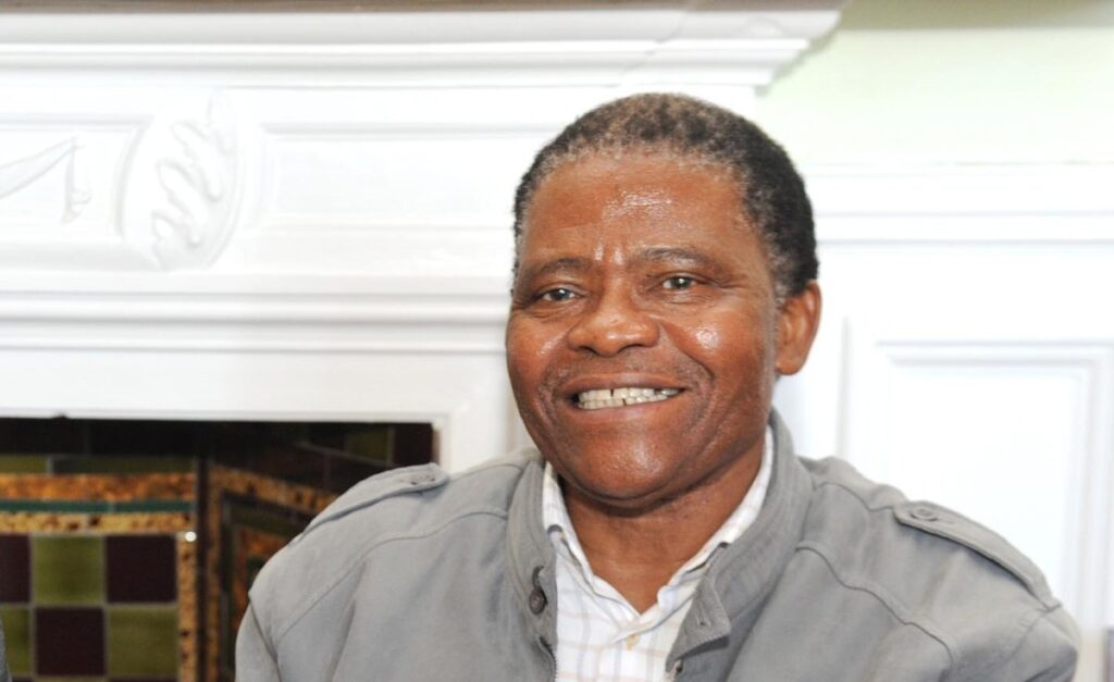 Official Funeral for Ladysmith Black Mambazo Founder