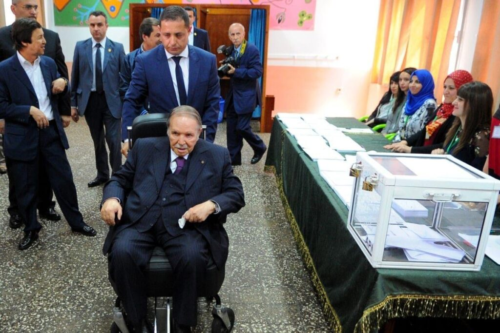 Oldest Presidents in Africa: Algeria's 81-year-old President Wants To Run Again