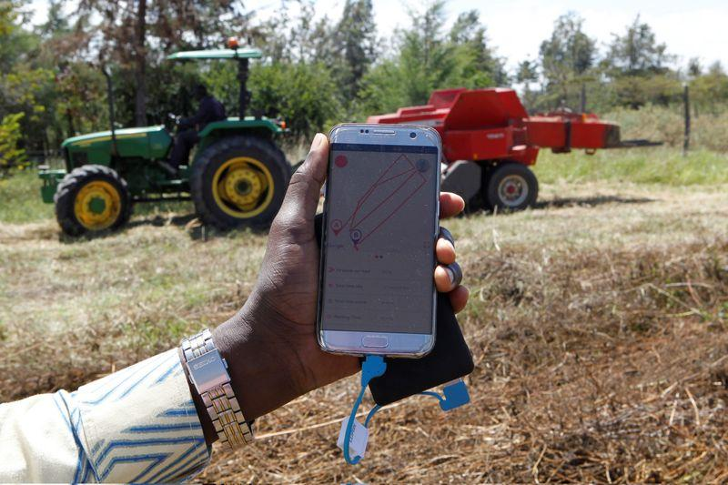 Ride-hailing for the African Farmer