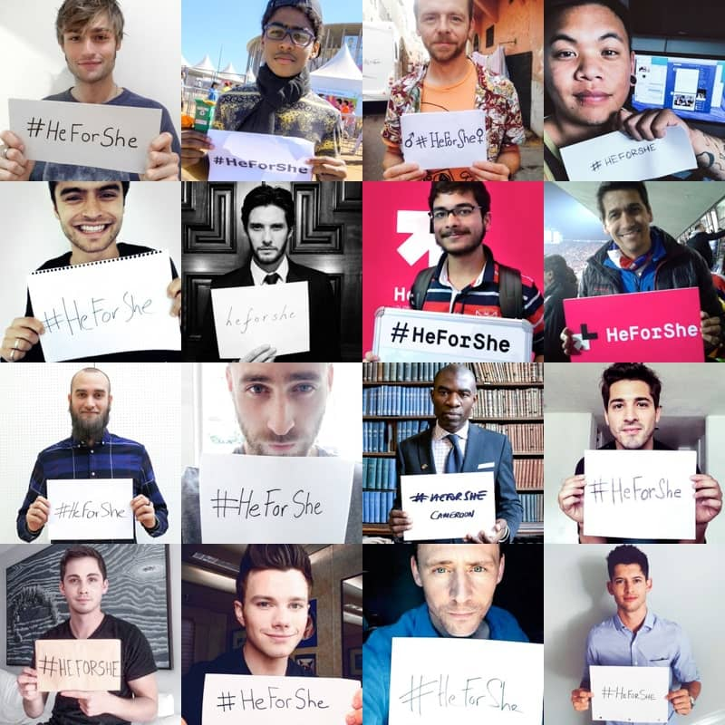 SBG Lends its Voice to HeForShe Campaign