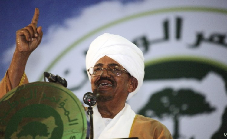 Sudan Council, Rebel Groups Make Deal on Bashir's Extradition