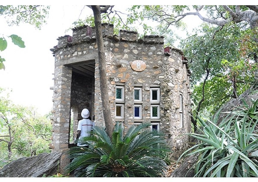The World's Smallest Church is in Uganda and it Only Accommodates Three