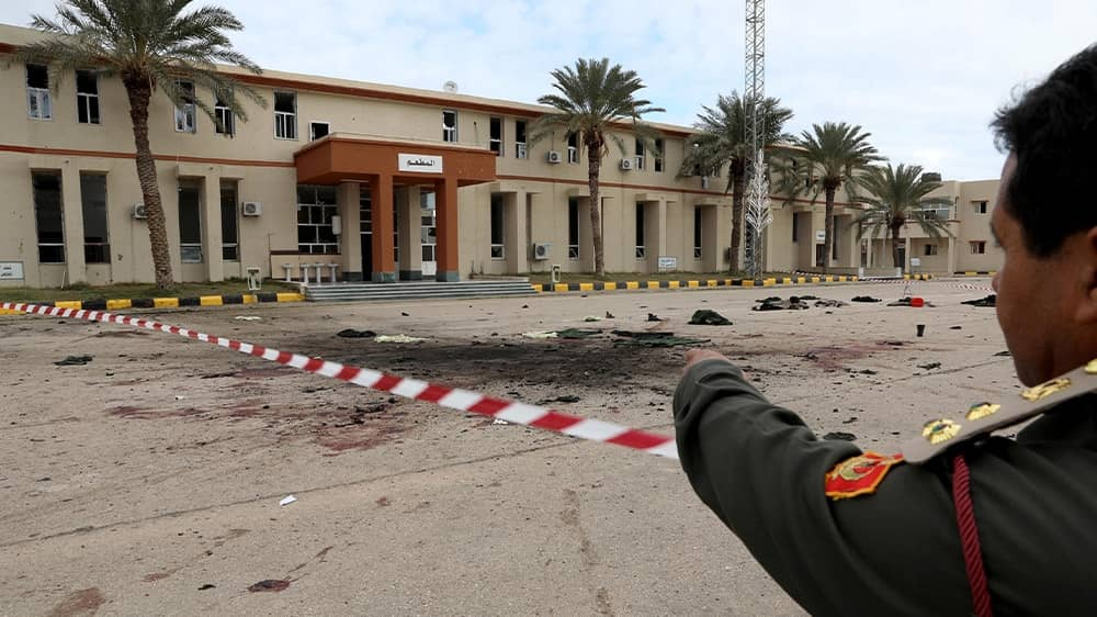 What is the Role of the AU in Libya's Deadlock?