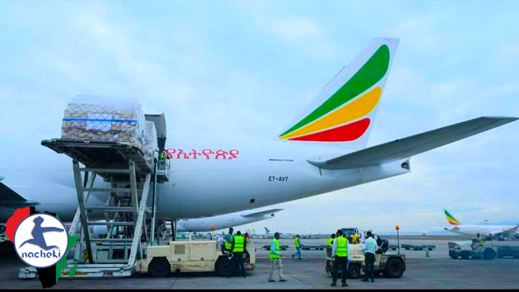 Ethiopian Deploying Jack Ma's Donations of Medical Equipments Across Africa