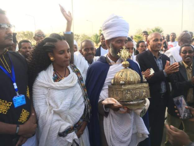 'Back in its Rightful Place': Stolen Crown Returns to Ethiopian Church After 20 Years
