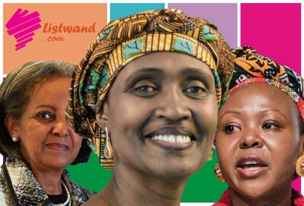 Forbes: Top 10 Most Powerful Women in East Africa, 2020