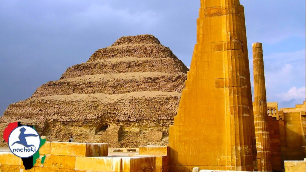 World's Oldest Stone Building the Step Pyramid Reopens in Egypt After Restoration