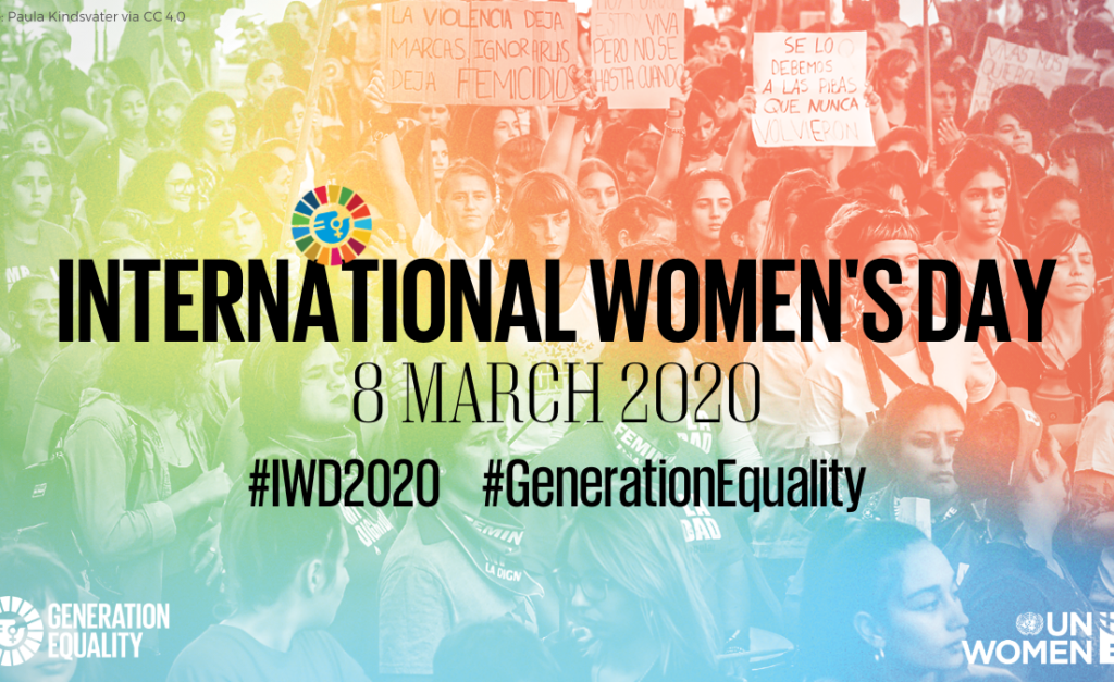 International Women's Day 2020 – We Have a Long Way to Go