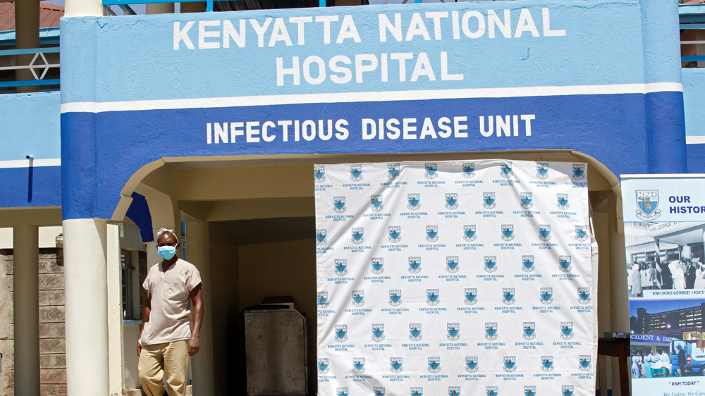 Kenya blocks entry for non-residents in virus response