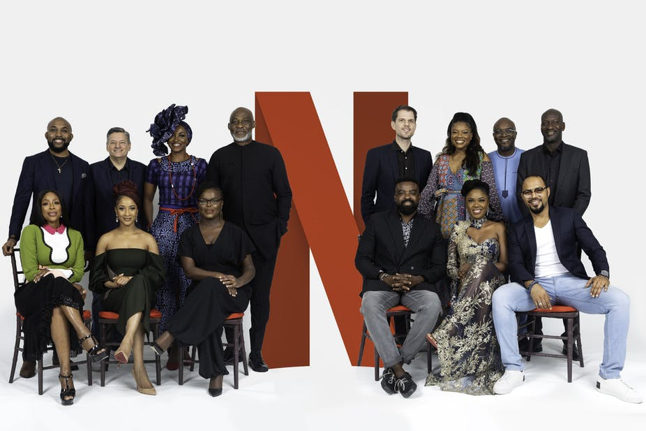 Netflix Increases its Investment in Nollywood