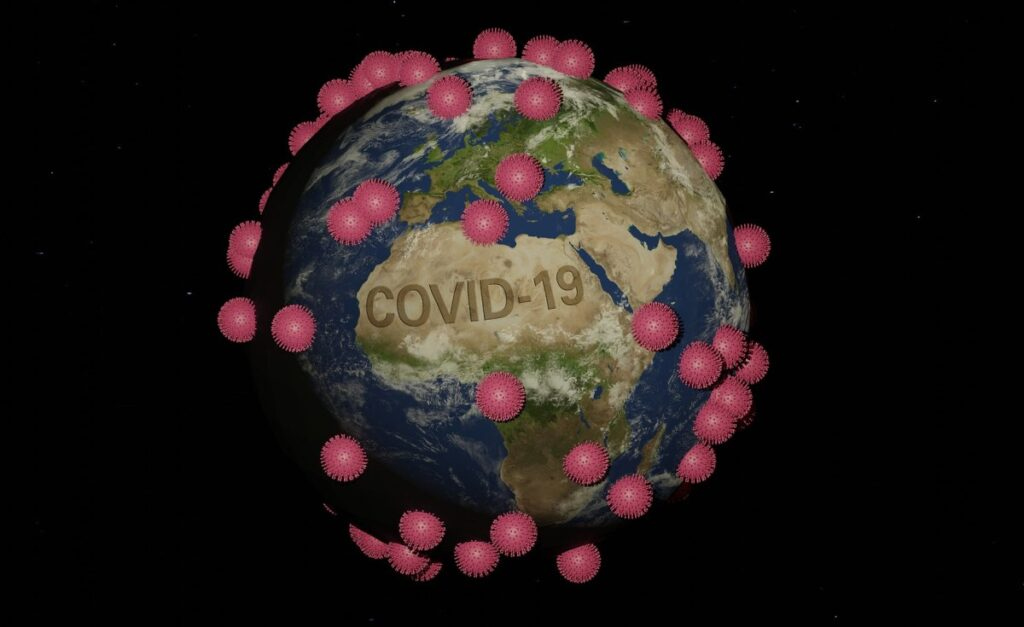 Top 10 African Countries with The Highest Covid-19 Cases
