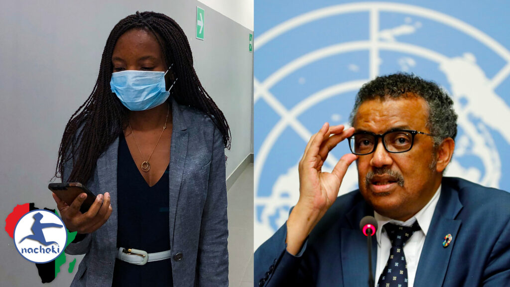 Focus on Africa #COVID19 Fight Update WHO World Health Organisation Media Briefing