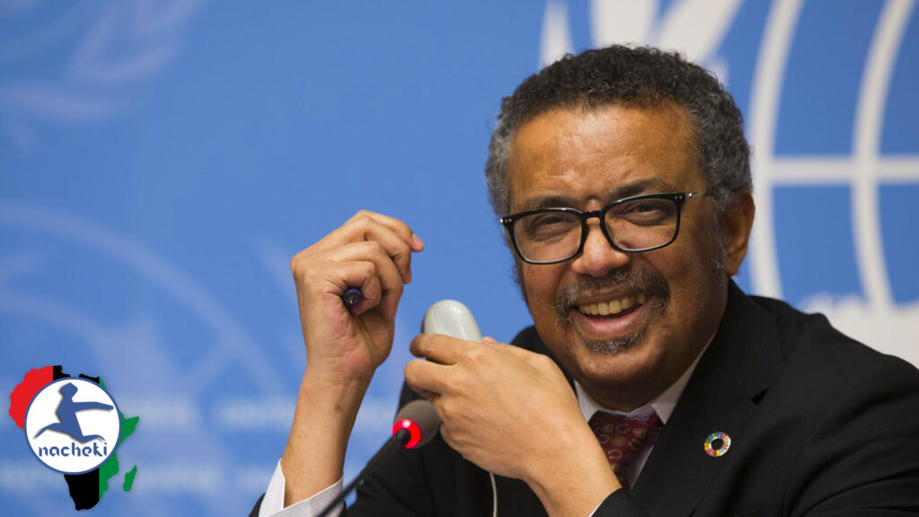 WHO Boss Dr. Tedros Speech to Trump and Racist Attacks ' I Don't Give a Damn '