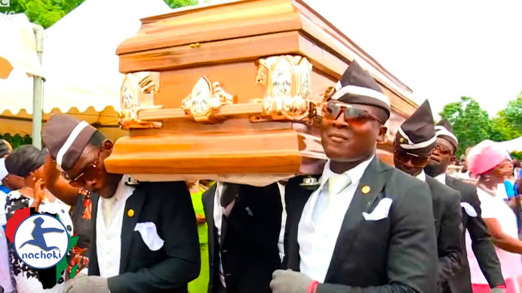 Flamboyant Ghanaian Funeral Dancers Go Viral all Over the World with Hilarious Memes