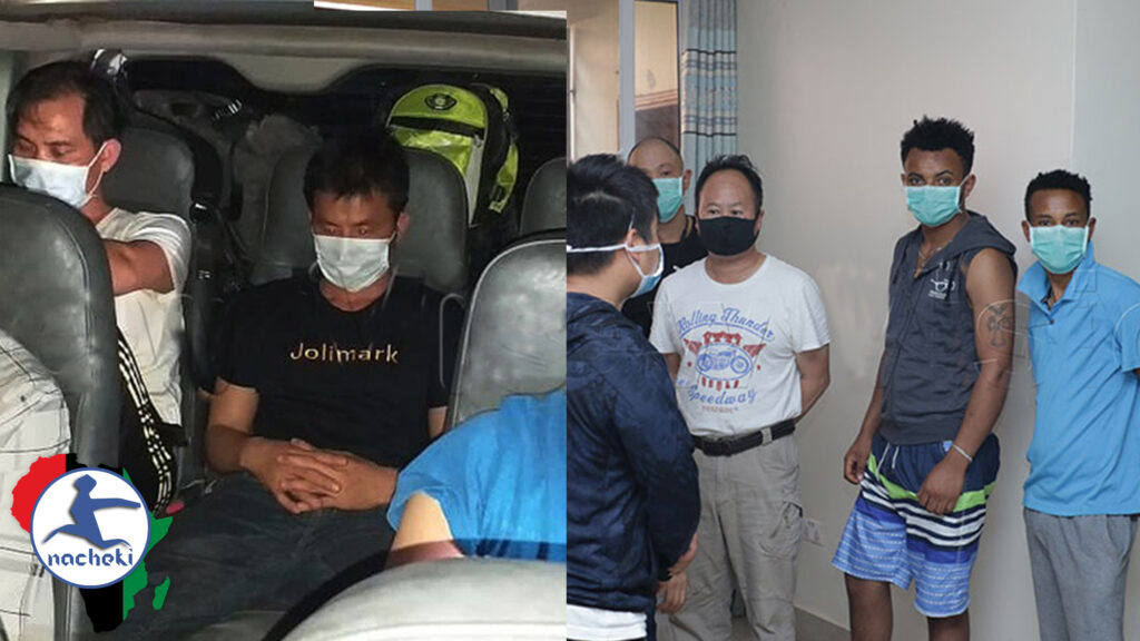 Six Chinese Nationals Arrested and Arraigned in Uganda After Escaping Quarantine
