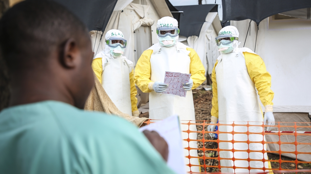 'Enormous relief' as Ebola outbreak in DRC to be declared over