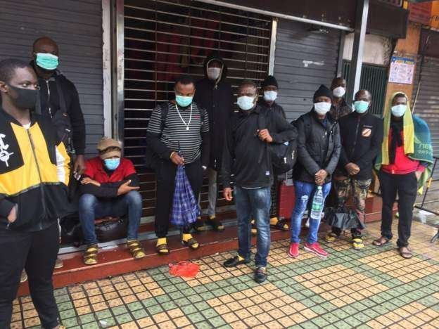 Africans are Being Targeted, Evicted & Left Homeless in China Over False Coronavirus Claims