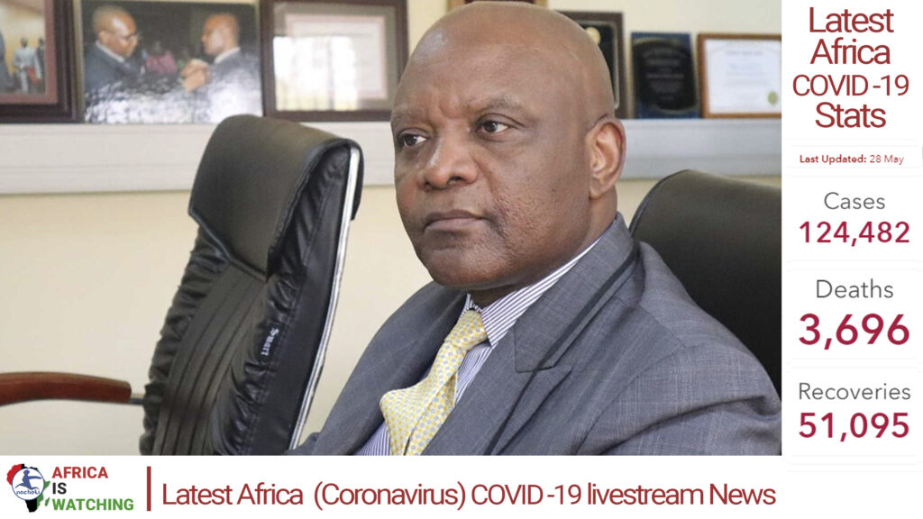 Latest African Coronavirus News Briefing from the Africa CDC