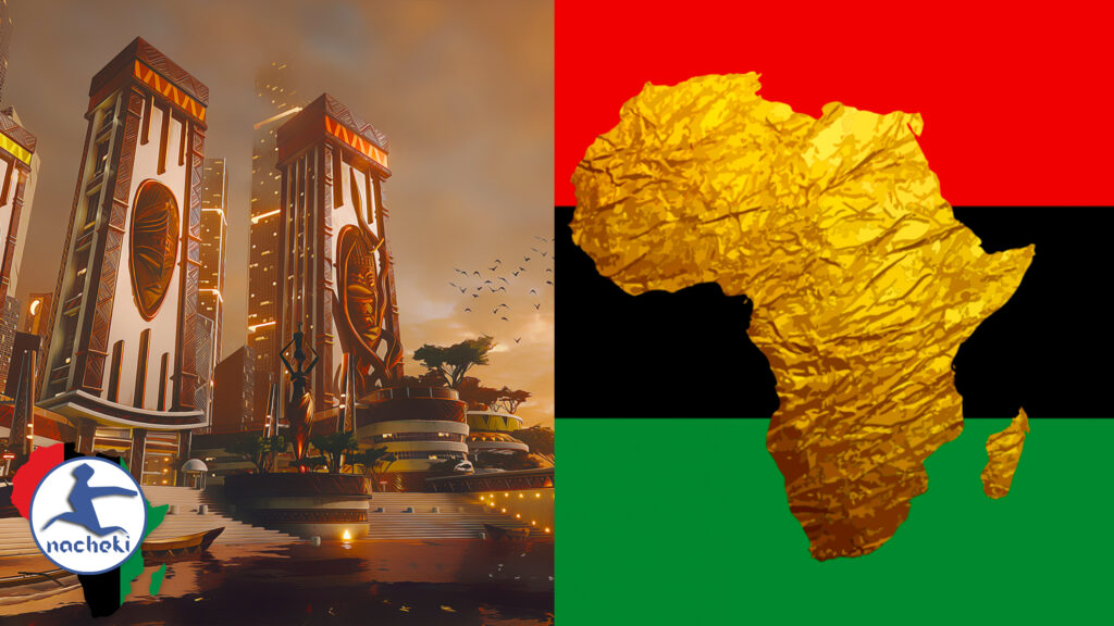 Must Watch Speech on the Masterplan of Achieving a United States of Africa
