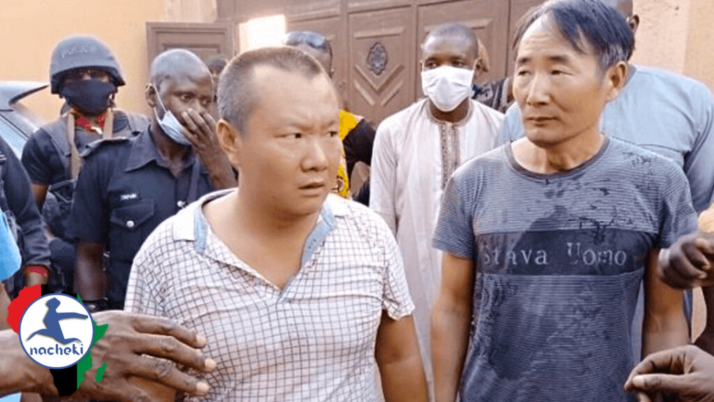 Nigeria Police Arrest 2 Chinese Nationals in Zamfara State for Illegal Mining