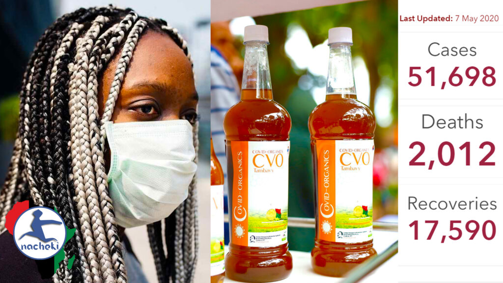 Africa CDC to Release Guidelines on Easing Lockdown and Talk on Herbal Remedies