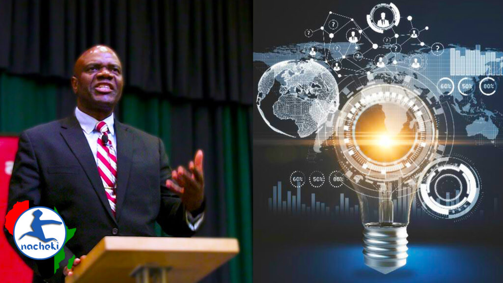 Secret Revealed Africa's Only Chance of Real Freedom is Through the 4th Industrial Revolution