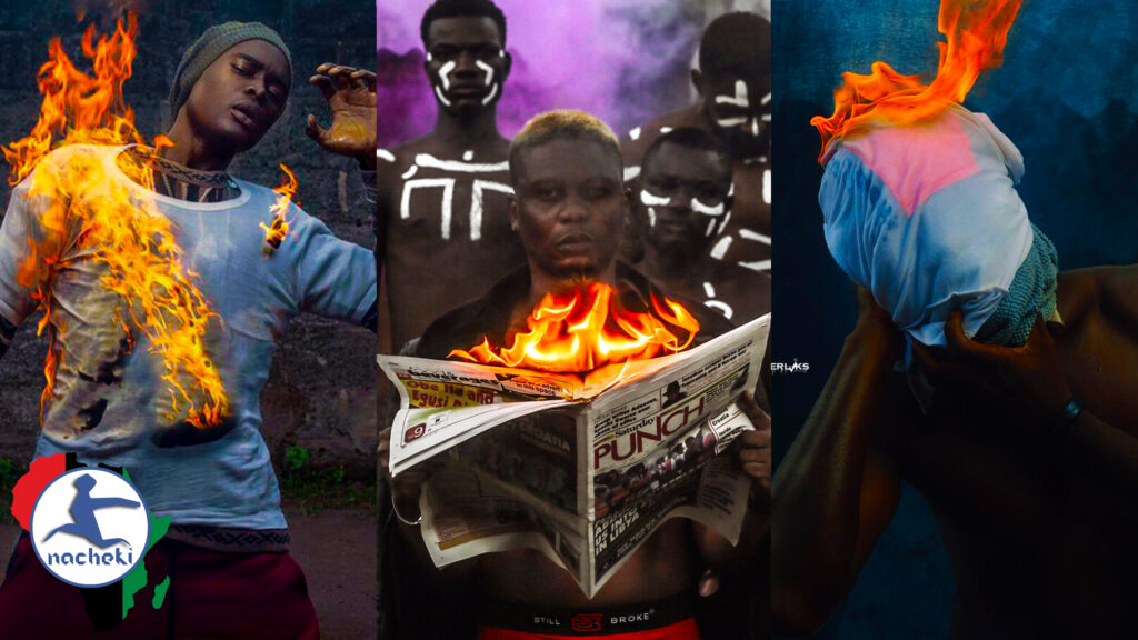 African Photographer Literary Setting the Photography World on Fire