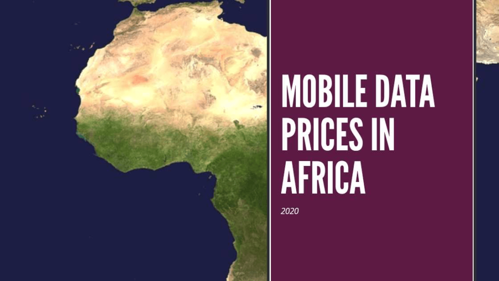 African Countries With The Cheapest Mobile Data, Nigeria Ranked 13th