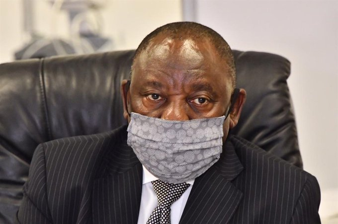 Be Prepared to Live with Coronavirus for a Year, President Ramaphosa Tells South Africans