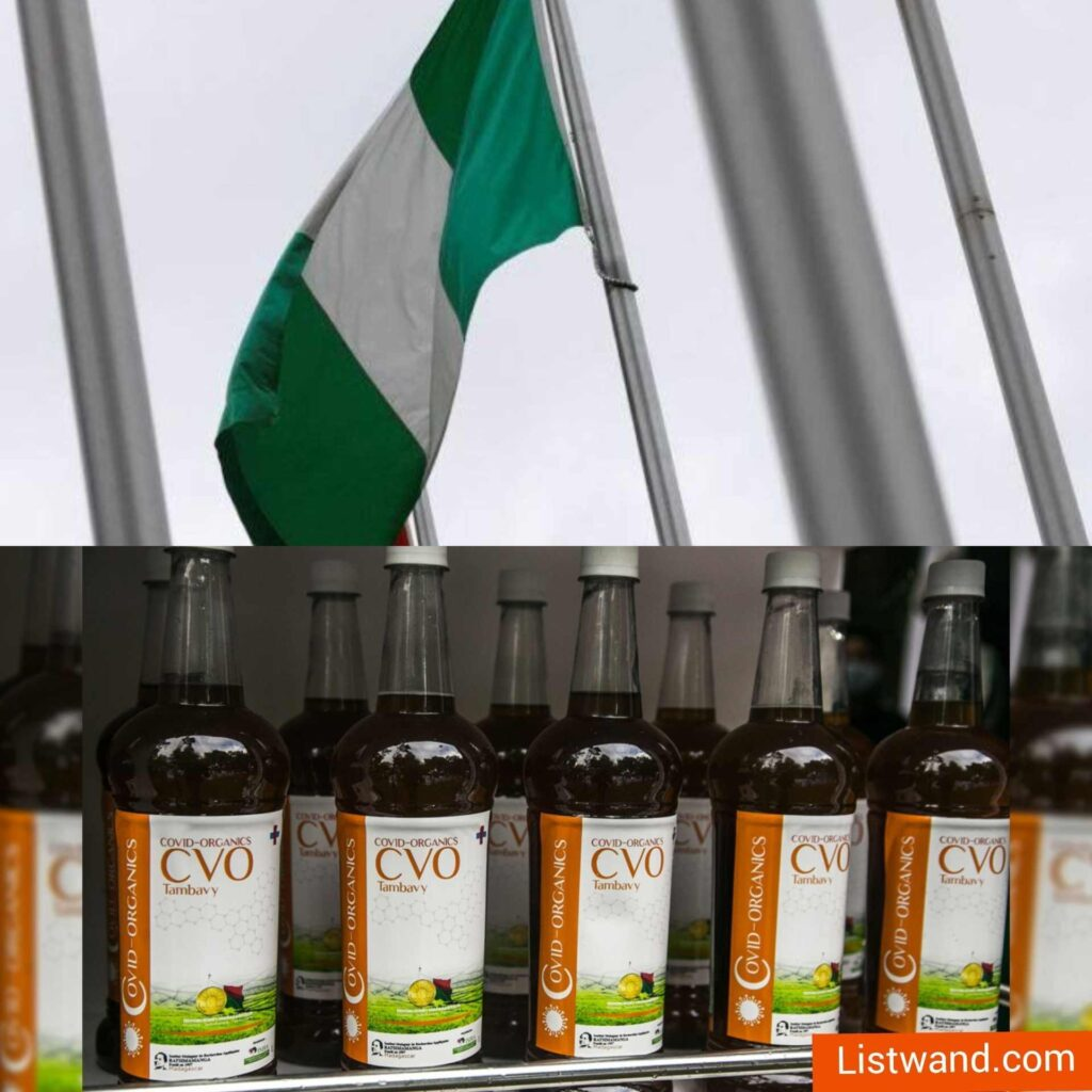 Nigeria Set to Receive Shipment Of Madagascar's Herbal Drug for Covid-19