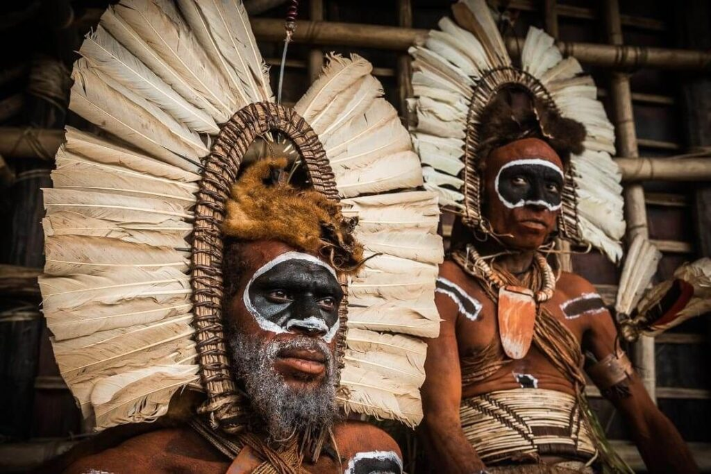 """The Time When Everything Divided""; The Creation Story of The Kaluli Tribe"