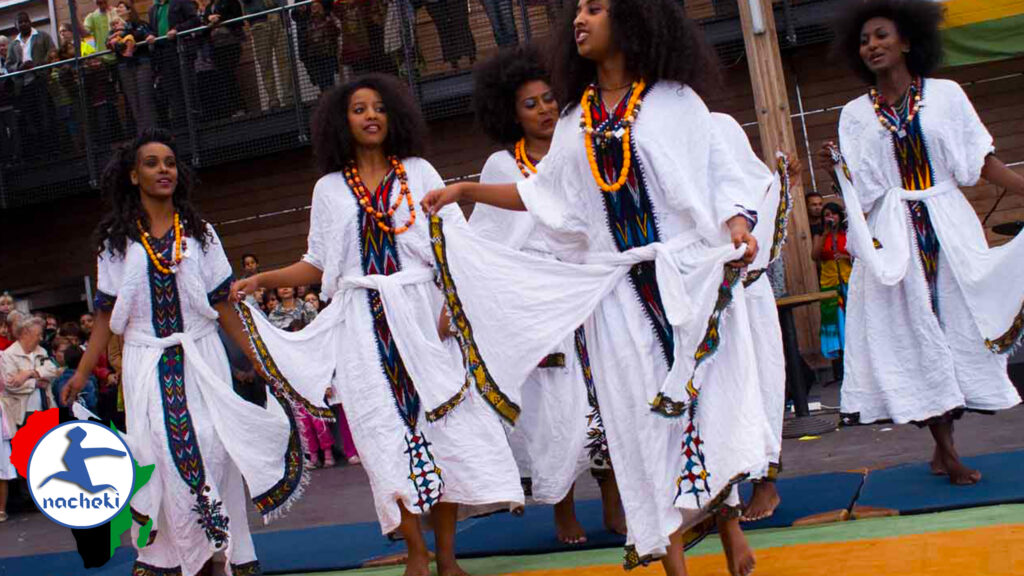 This Impossible African Dance is Going Viral as the Eskista Challenge
