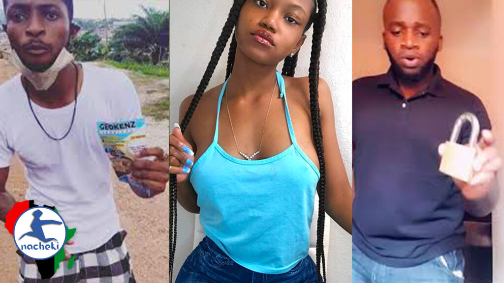 Here are the Funniest African #dontleavemechallange Compilation
