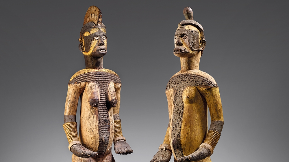 Auction of 'stolen' Nigerian treasures goes ahead in Paris