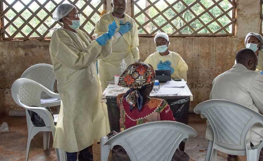 Celebrations as Ebola Outbreak Ends in Eastern DR Congo