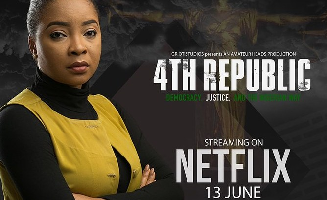 Nollywood Political Thriller Set for Netflix Debut