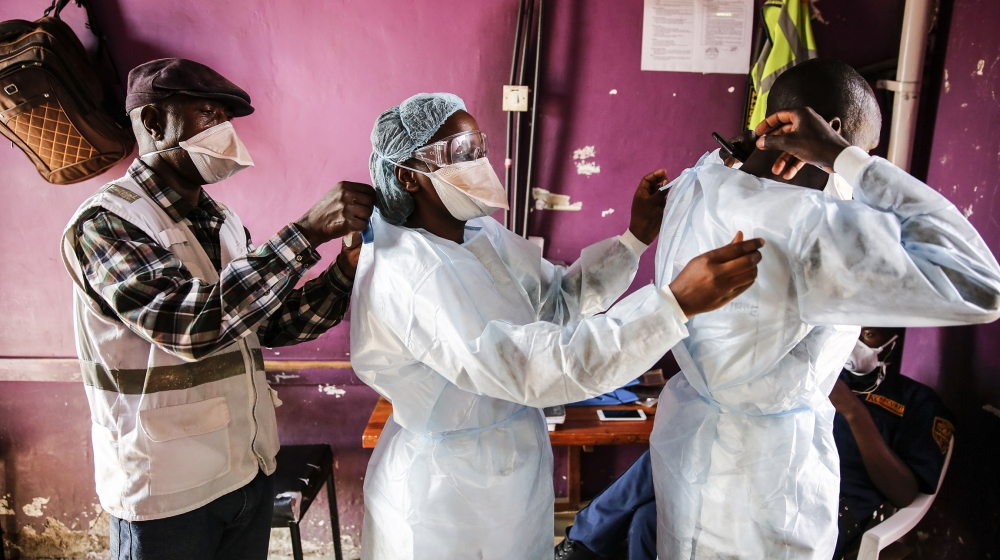 Number of coronavirus cases in Africa tops 200,000: Live updates