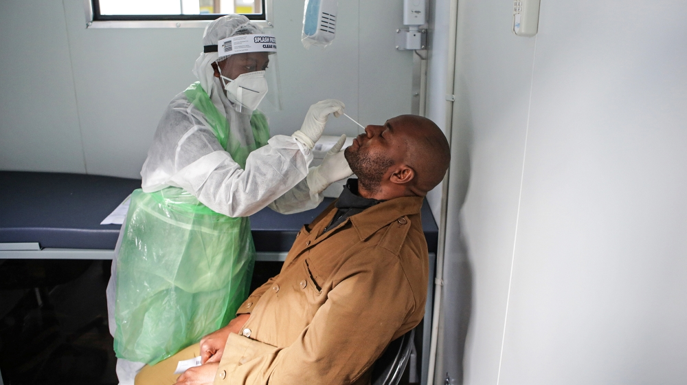 WHO warns coronavirus cases in Africa accelerating: Live updates