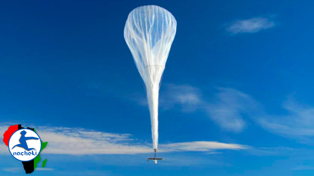 Kenya Becomes First Country to Use Balloon Powered Internet in Africa