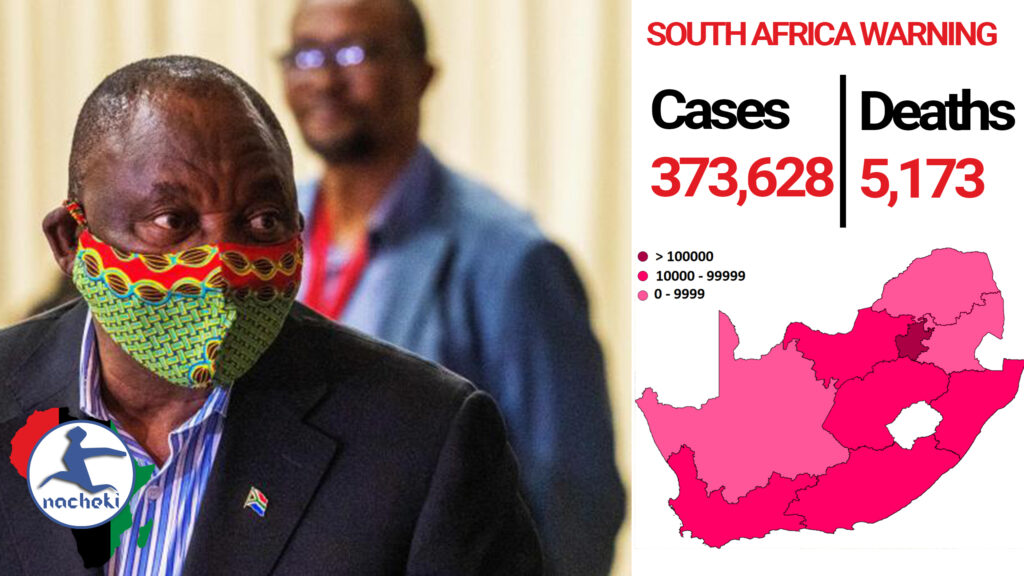 South Africa's Coronavirus Spike Should be a Warning to Every African Country