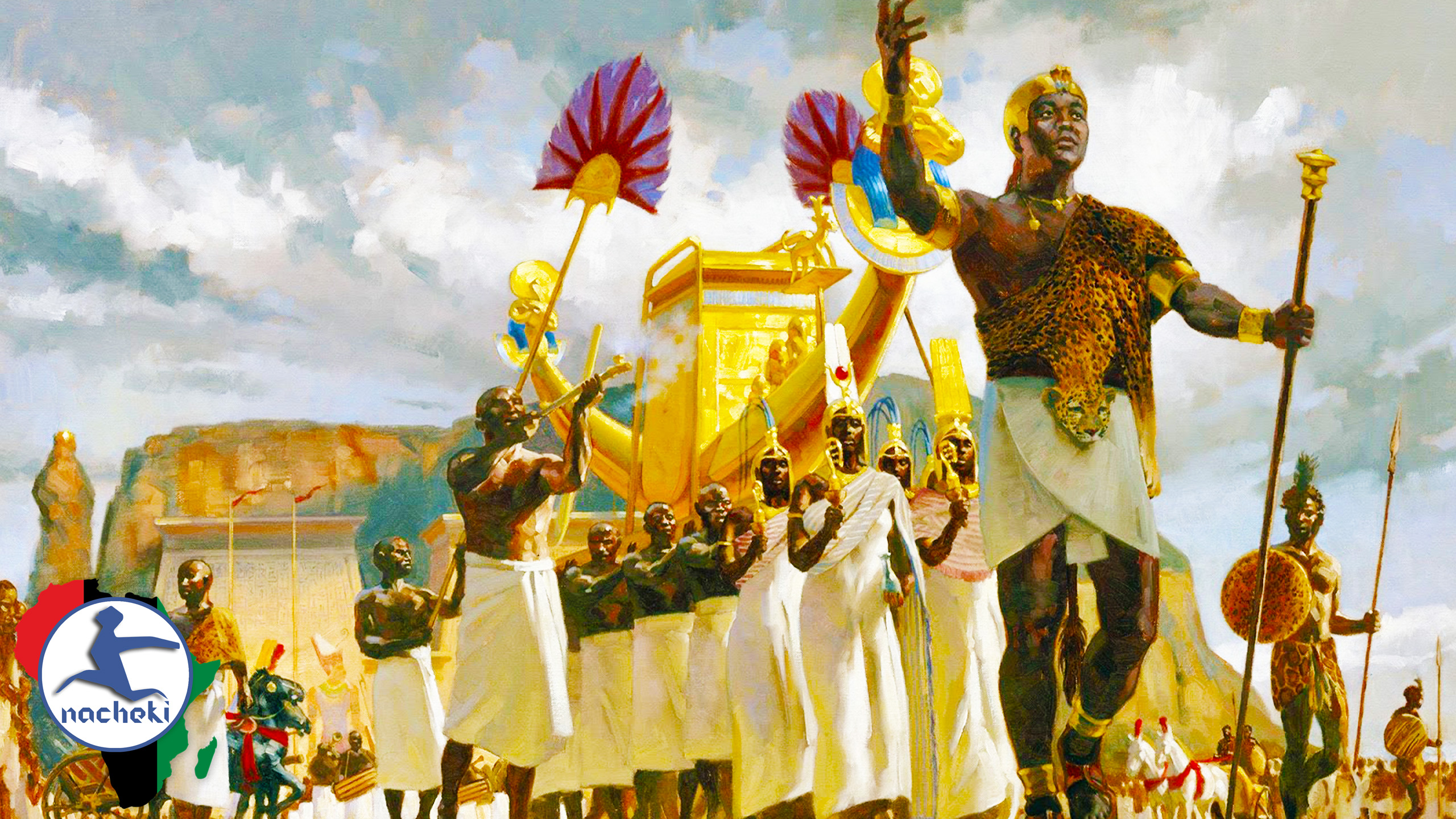 What Did Ancient Egyptians & Egypt Look Like? Find Out in Today's Africa's Ancient History